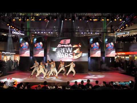 Ego Supreme Crew Wars 3 | College Finalist | Asia Pacific College | APC Dance Company