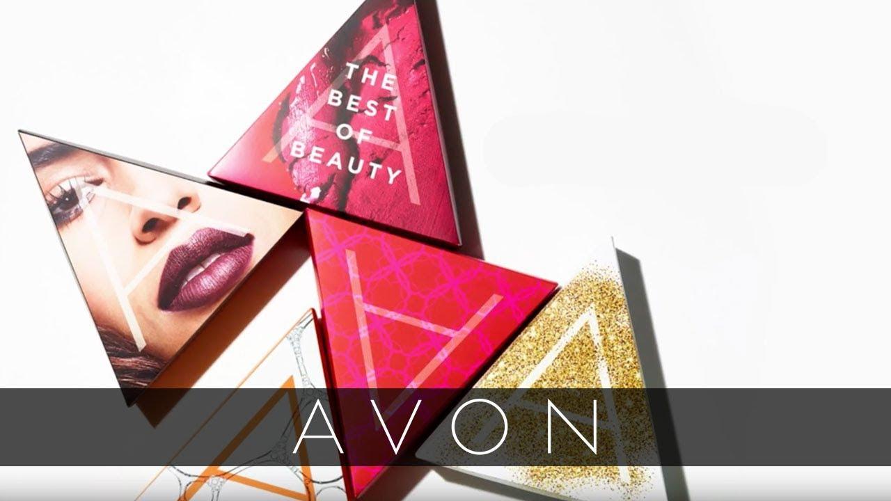 Introducing The Newest Beauty Box Avon A Box Avon Youtube