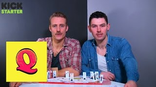 kickstarter in the closet board game   dave mcg tv s1e4 8