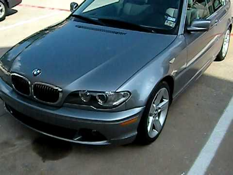BMW CI Full Detail Start Up And Tour YouTube - 325 ci bmw