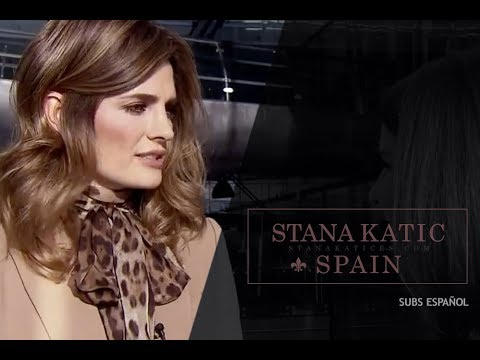 Entrevista: Stana Katic  Your World This Week