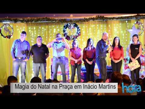 """A """"Magia do Natal na Praça"""" já começou"""