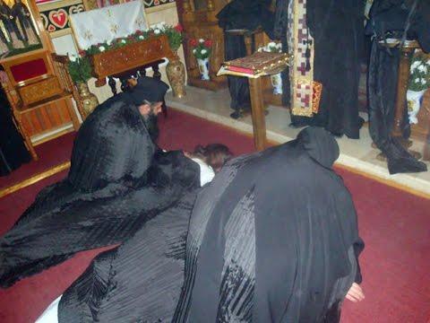 Tundere In Monahism - Manastirea Lonato