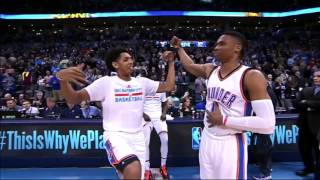 Russell Westbrook Dance ft. KAYTRANADA