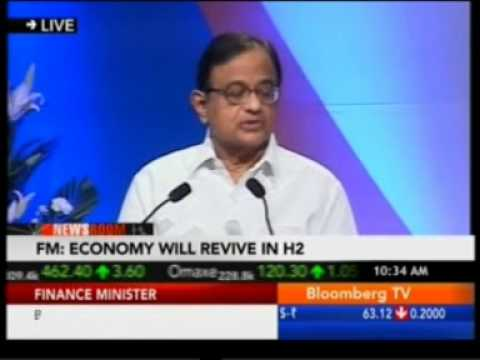Address by Shri. P Chidambaram,Finance Minister, India at BANCON 2013