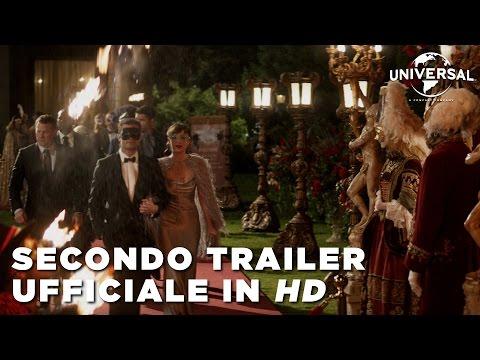 CINQUANTA SFUMATURE DI NERO - Secondo trailer italiano