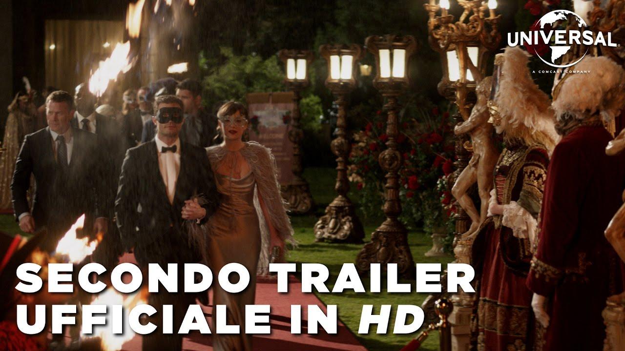 Download CINQUANTA SFUMATURE DI NERO - Secondo trailer italiano