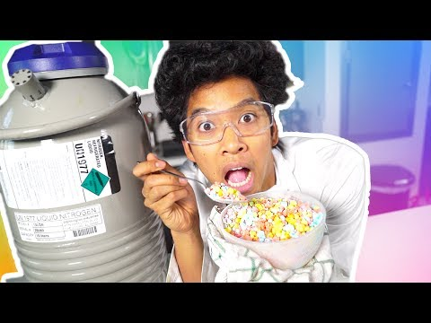 How to make DIY Dippin Dots!!