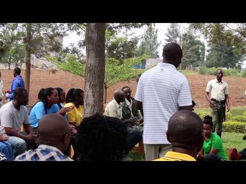 RIVIERA STUDENTS PARTICIPATING IN UMUGANDA