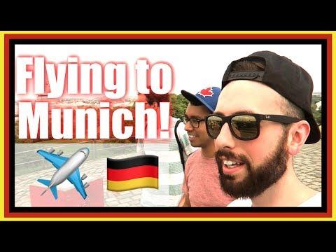 MUNICH, GERMANY TRAVEL VLOG!  🇩🇪