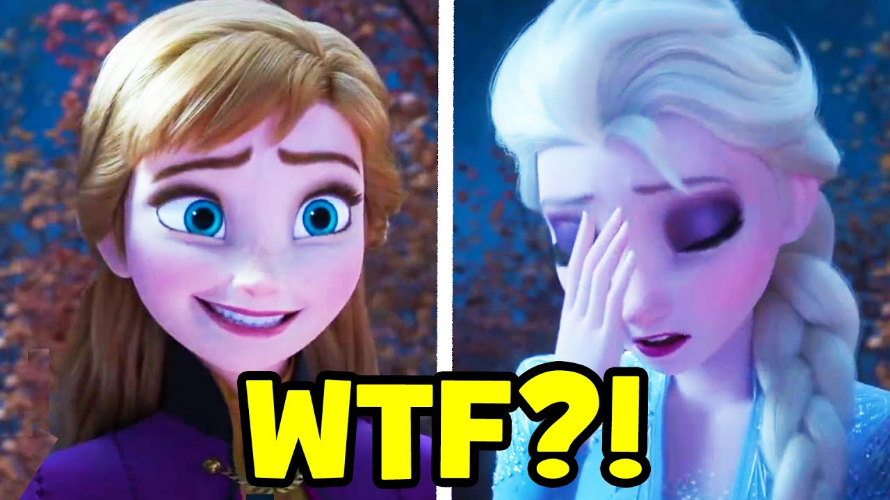 Download Top 12 Moments For Adults in FROZEN 2
