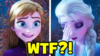 Top 12 Moments For Adults in FROZEN 2