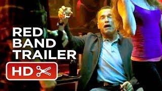 Sabotage Red Band TRAILER 1 (2014) - Arnold Schwarzenegger, Sam Worthington Movie HD
