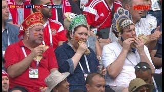Болельщики в кокошниках будут есть сосиски всегда! Позор или радость России?