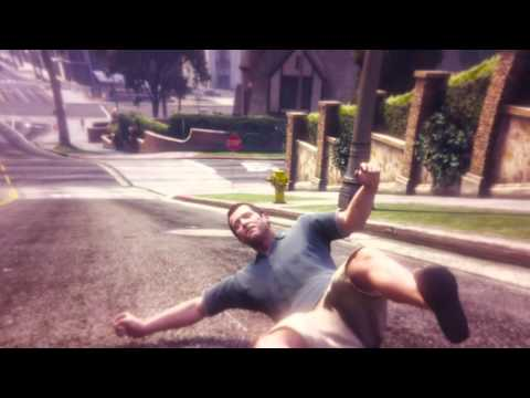 GTA V Michael Trip Of LSD