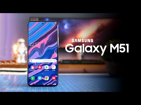 Samsung Galaxy M51 Get Ready Youtube
