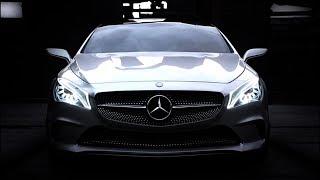 видео Презентация нового автомобиля Mercedes-Benz C-класса