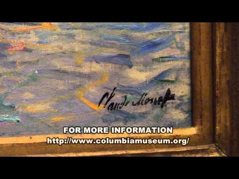 Arts WACH: Impressionism from Monet to Matisse at The Columbia Museum of Art