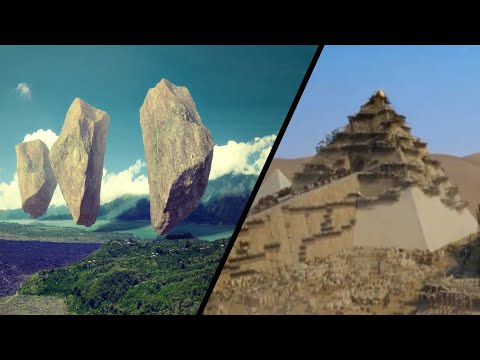 Acoustic Levitation: The Secret of the Pyramids and Ancient Megaliths