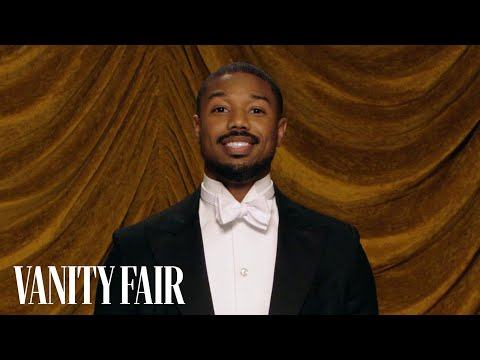 Black Panther's Michael B. Jordan Loves to Iron | Secret Talent Theatre | Vanity Fair