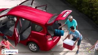 Datsun Go Plus Video Review & Walk Around