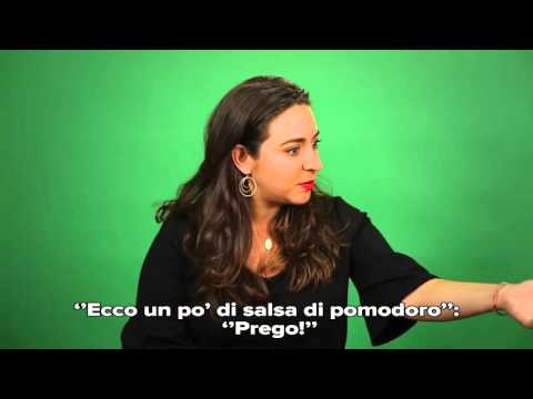 Questions AMERICANS have for ITALIANS - BuzzFeed International Video