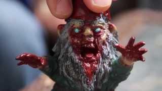 Doritos Superbowl Commercial - Gnome vs Zombie
