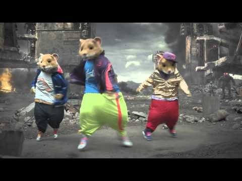 Party Rock Anthem-Kia Soul Hamster Commercial [HD]  Party Rock Anthem-LMFAO