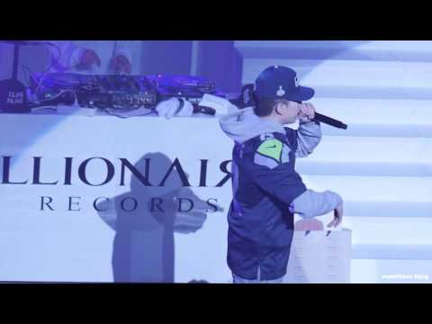 151206 Dok2 & The Quiett MULTILLIONAIRE / 1 LIFE 2 LIVE 박재범(JayPark) - 몸매