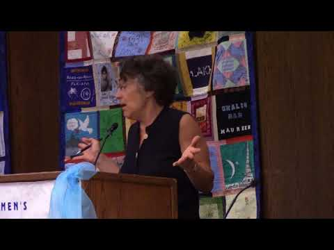 Phyllis Bennis of Institute for Policy Studies 7/27/17 at WILPF-US Congress