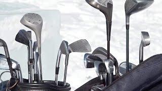 Игра в гольф по-сибирски