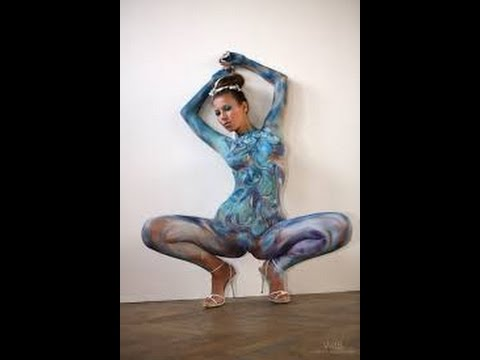 Erotic Body Painting Free Youtube