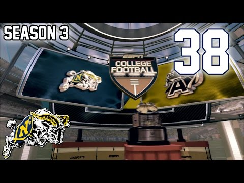 NCAA Football - Part 38 - Navy Midshipmen vs Army Black Knights