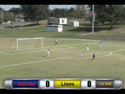 2011 Women's Soccer - Rogers State v Lindenwood