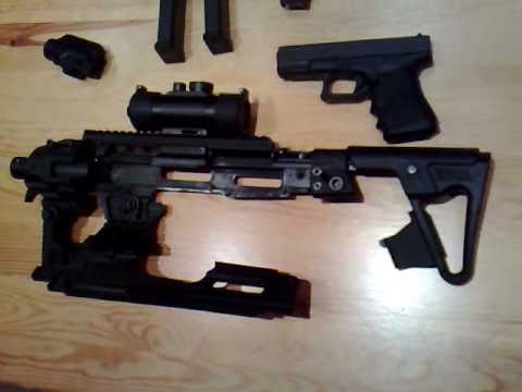 Roni G1 & Glock 19 Gen 4.mp4