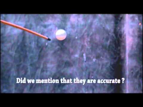 3Rivers Archery presents Byron Fergusons Heavy Hunter Arrows
