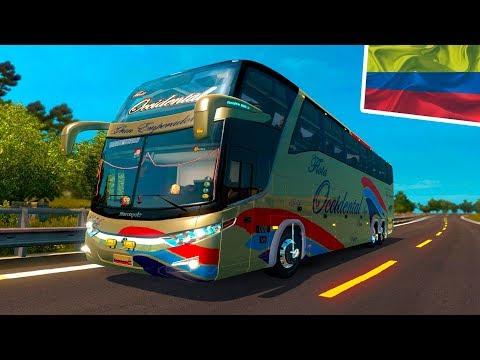 FLOTA OCCIDENTAL RUMBO AL LAGO CALIMA!!! |  EURO TRUCK SIMULATOR 2 | COLOMBIA