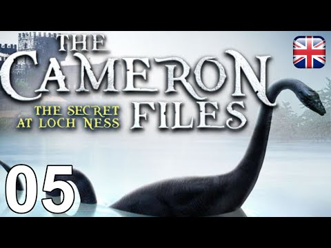 The Cameron Files: Secret at Loch Ness - [05] - [Friday] - English Walkthrough  - No Commentary |