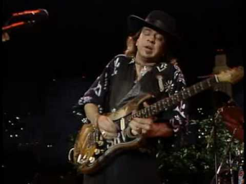 Stevie Ray Vaughan - May I Have.... A Talk With You...