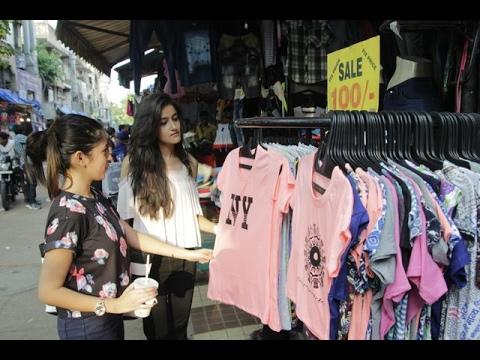 CHEAP FASHION CLOTHING FOR GIRLS [KAMLA NAGAR MARKET] | DELHI