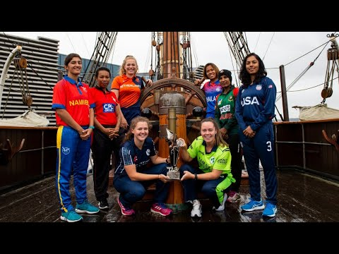 Ireland v PNG LIVE: ICC T20 World Cup Qualifier 3rd place playoff