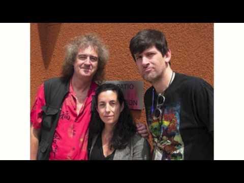 "Brian May & Elena Vidal ""Off Ramp"" with John Rabe 89.3 KPCC 26 July 2010 (Broadcast 31 July)"