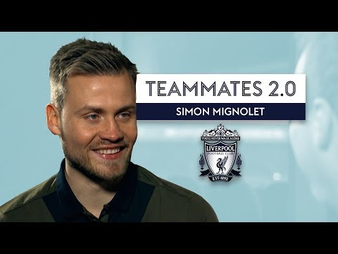 Who is the TEACHER'S PET at Liverpool?! | Simon Mignolet | Liverpool Teammates 2.0