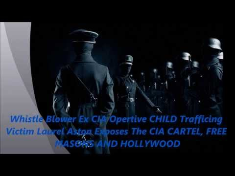 Whistle Blower Ex CIA Operative Child Trafficking