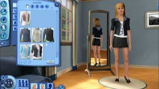 Quxxn Special: Cool Summer Nights Clothing (The Sims 3) w/ Commentary