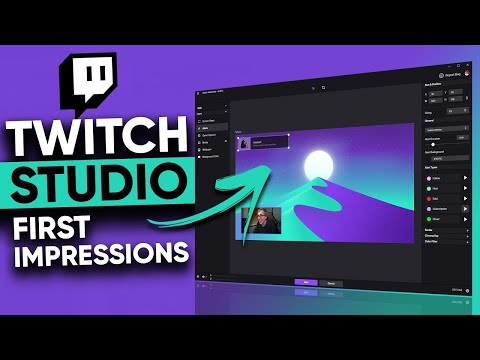 Twitch's NEW Streaming App - EVERYTHING You Need To Know!