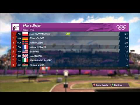 London 2012 Full Gameplay [x360]