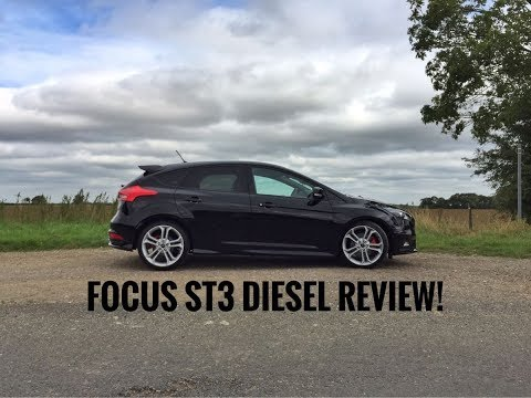 Ford Focus ST3 Diesel review!