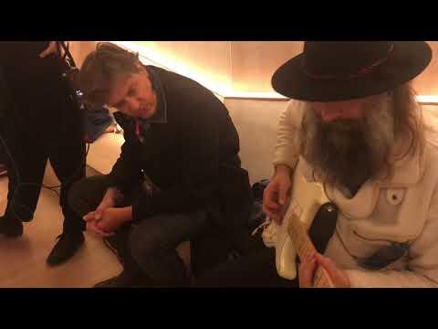 Studio Venezia recording session : Sébastien Tellier & Varnish la Piscine