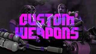 Новые тактики с НОВЫМ ОРУЖИЕМ | Team Fortress 2 - Custom Weapons
